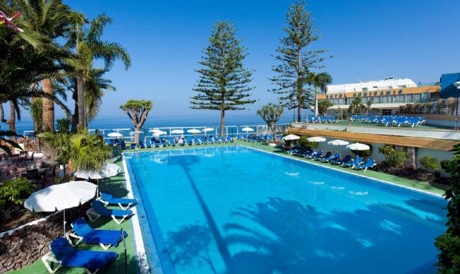 Hotel Teneriffa Puerto De La Cruz  Sterne