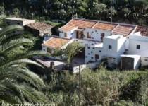 Rustikales Ferienhaus, in ruhiger Lage im Anaga Gebirge auf Teneriffa