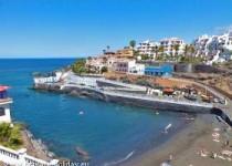 Ferienapartment mit Balkon in Puerto de Santiago auf Teneriffa