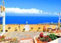 Haus auf einer Finca mit tollem Meerblick bei Icod de los Vinos