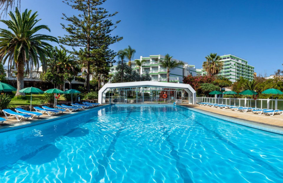 7 Tage Teneriffa Pauschalurlaub im Ferienpark Eden Hotel ***+ inkl. Flüge und Frühstück ab 422 €