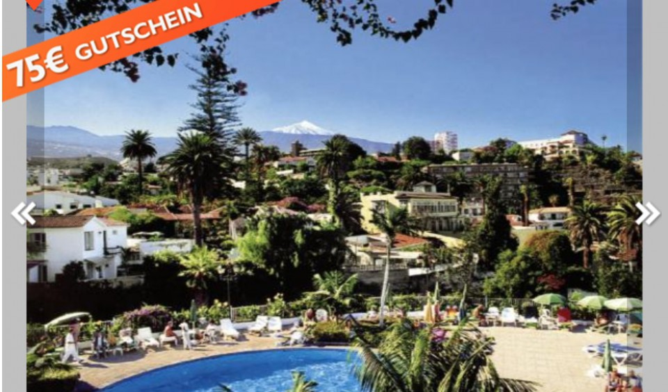 1 Woche Pauschalurlaub im 4 Sterne Hotel mit Halbpension, Transfer und Flügen für nur 345 €