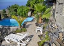 Studio mit Traumblick auf La Gomera