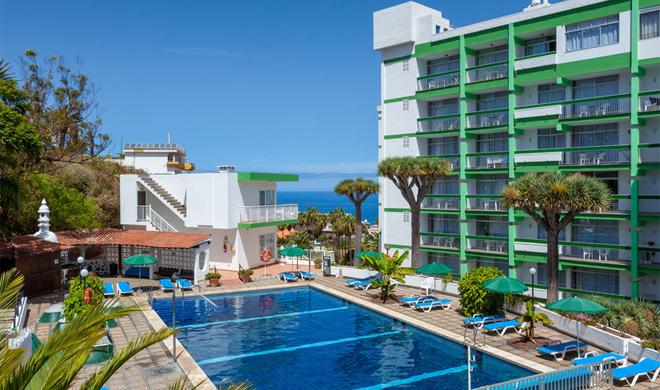 Urlaub im 3***+ Hotel, 1 Woche auf Teneriffa mit Frühstück, Transfers, Flügen nur 268,-€