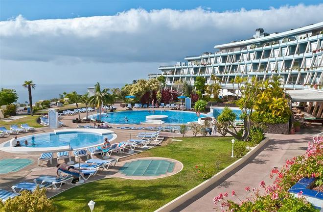 1 Woche Wellness und Aktivität auf Teneriffa: 4**** Hotel, Flug, Ü/F schon für 284,- €