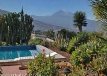 Villa auf einer Finca mit Pool und Panoramablick im Norden