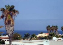 Ferienhaus mit Terrasse, Garten und Meerblick in Palm Mar