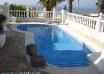 Ferienhaus mit beheizbarem Privatpool, Whirlpool in Costa Adeje
