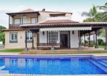 Ferienhaus mit Privatpool in Puerto de la Cruz - Teneriffa