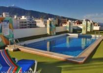 Hübsches Ferienstudio in bester Lage in Puerto de la Cruz