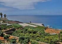 Ferienhaus auf Finca mit Terrasse und Garten in La Orotava