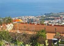 Haus auf einer ruhigen Berg-Finca mit Panoramablick bei Icod
