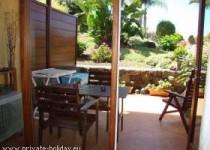Studio am Meer mit Terrasse in Puerto de la Cruz - Teneriffa